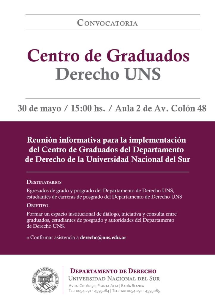 Centro de Graduados 2017