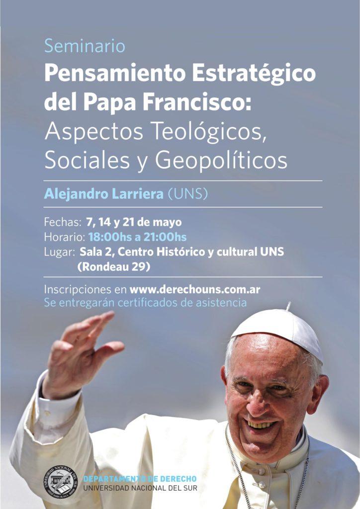 Seminario Papa Francisco I