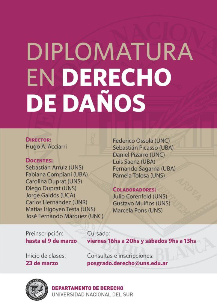 Diplomatura-Daños