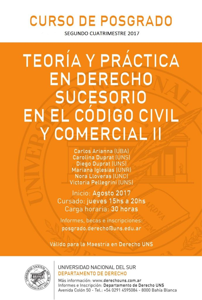 Teoría y Práctica en Derecho Sucesorio CCyC II