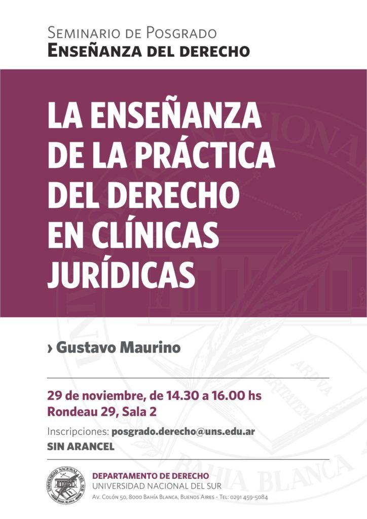 Seminario-MAURINO