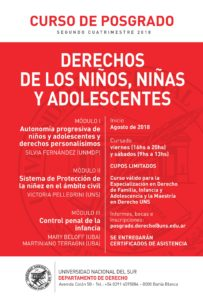 Posgrado-Derechos-niñas-niños-adolescentes