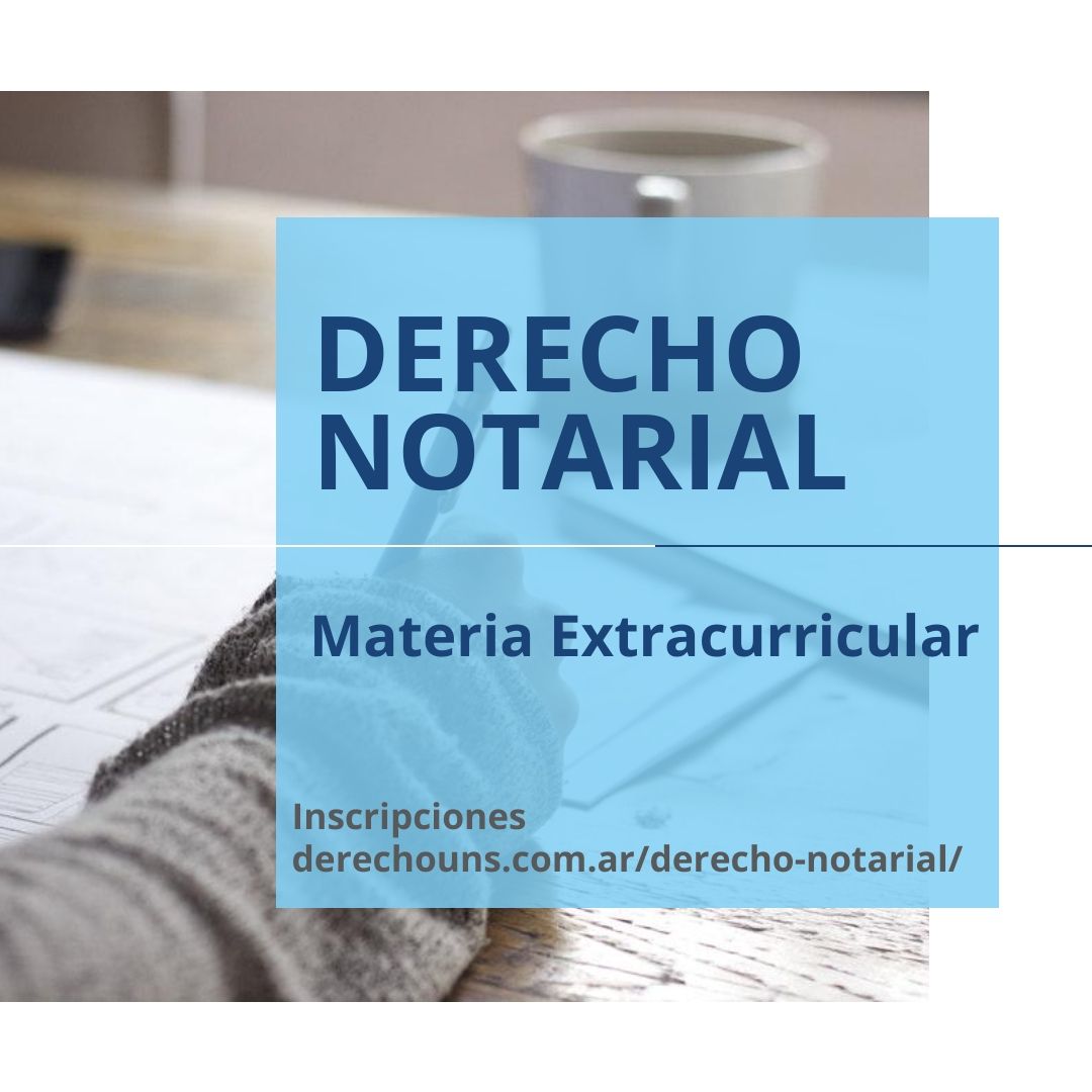 Derecho-Notarial