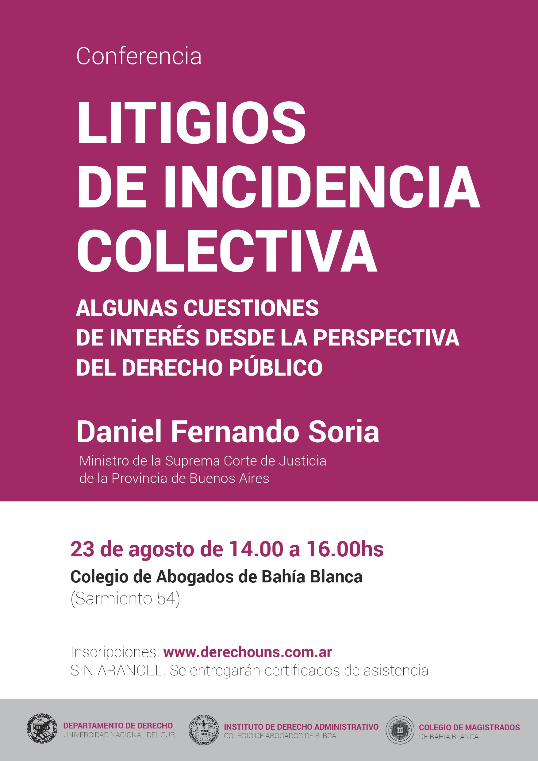 Conferencia-Litigios-Incidencia-Colectiva