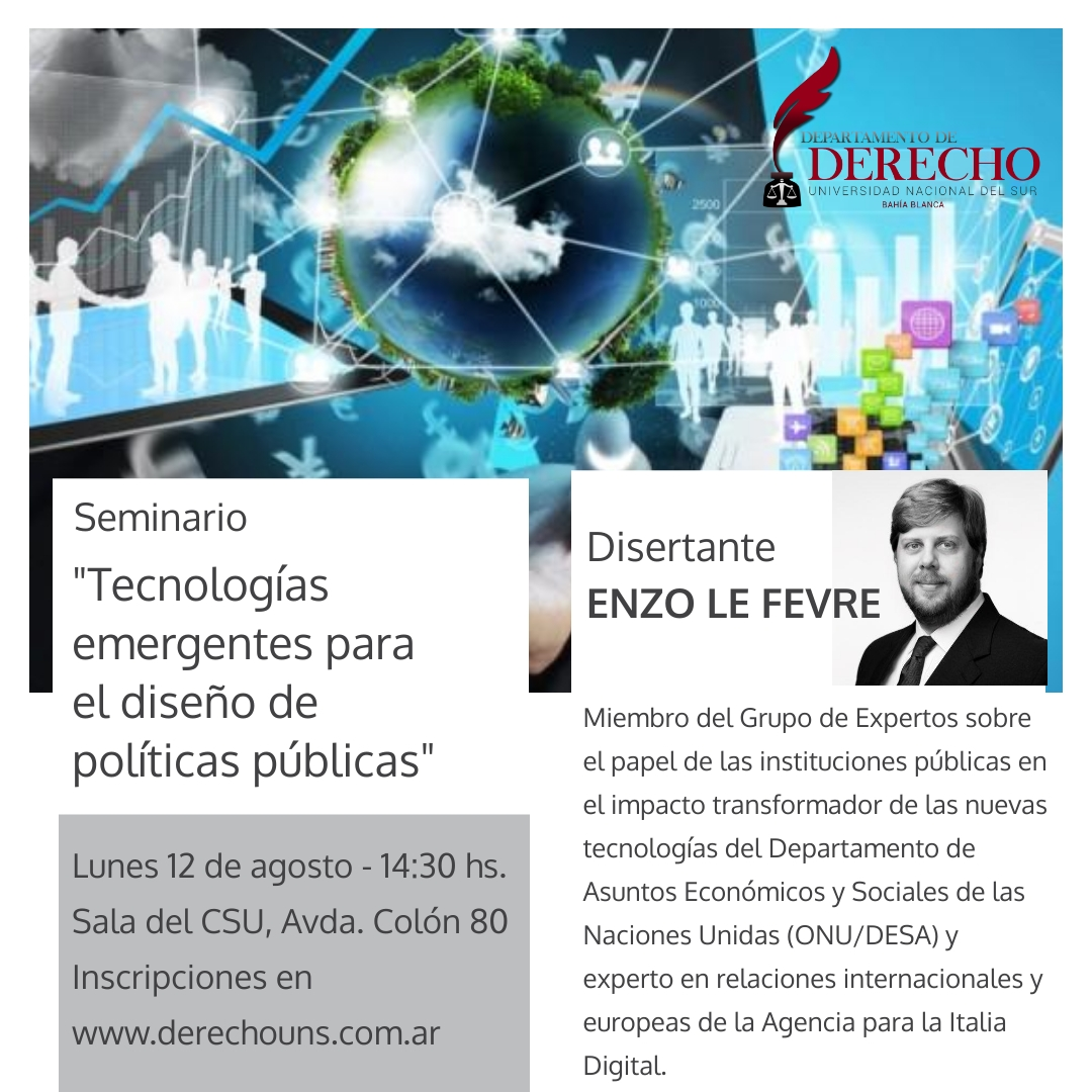 Tecnologias Emergentes - Enzo Le Fevre