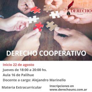 CL Derecho Cooperativo