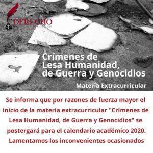 CL Genocidios y Crímenes Lesa Humanidad