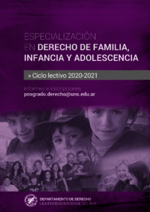 DERECHO DE FAMILIA 2019