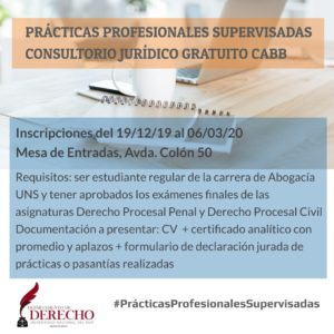 2020-PPS-Consultorio Jurídico Gratuito CABB
