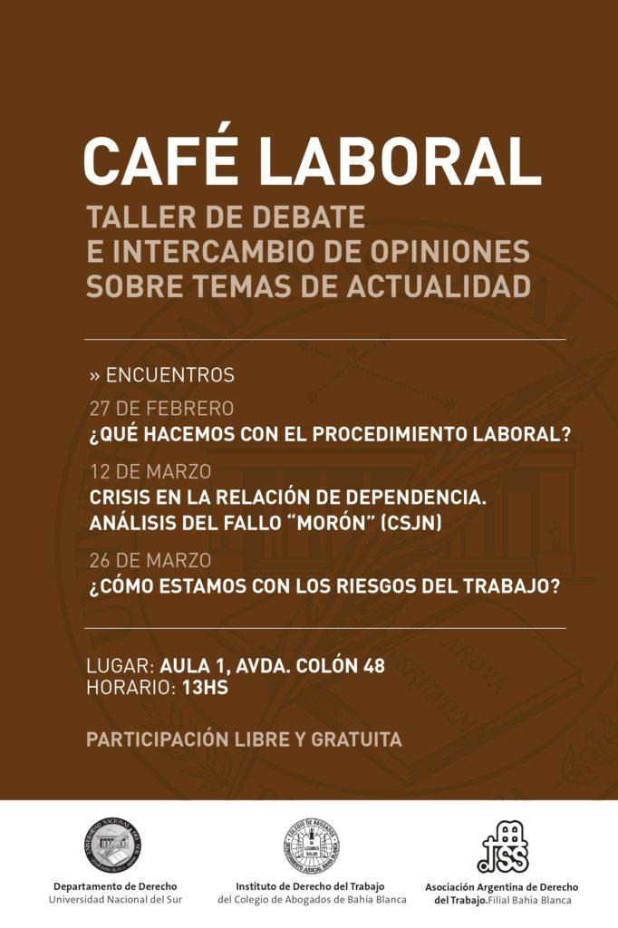 CAFE LABORAL