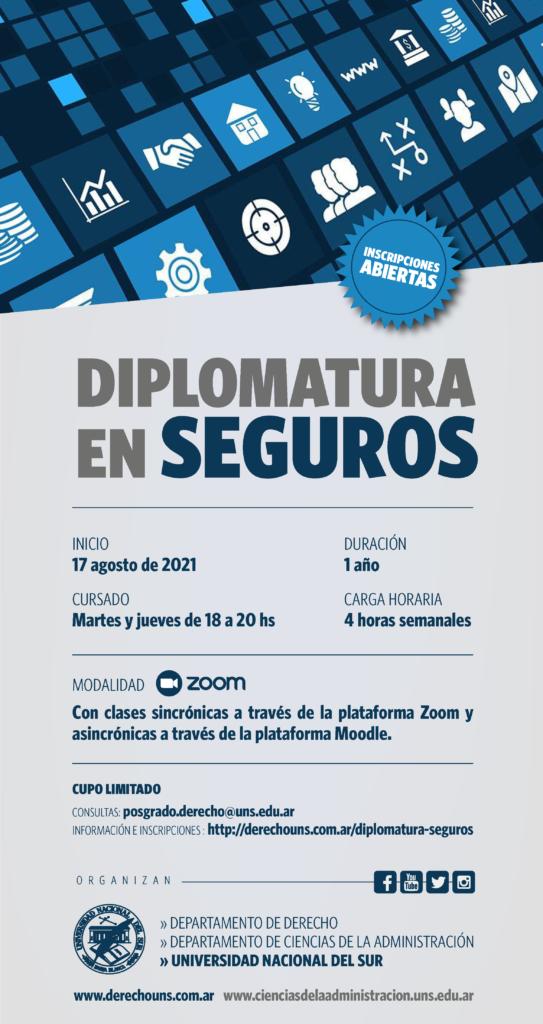 Diplomatura en Seguros 2021